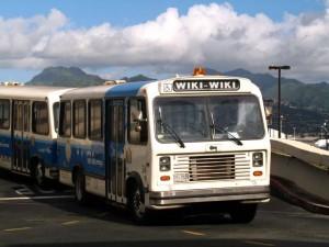 Der Wiki-Wiki-Schnellbus in Honolulu